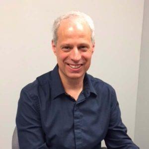 Headshot of Dwayne Boudreau, VP of Marketing
