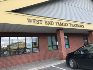 The West End PharmaChoice storefront in Truro, NS