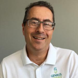Headshot of Paul Graham, Genrus CEO