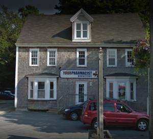 Storefront of Your Pharmacist Drugstore