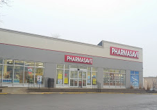 Storefront of Steeves PharmaSave