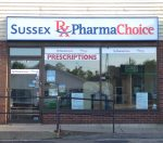 Storefront of Sussex PharmaChoice