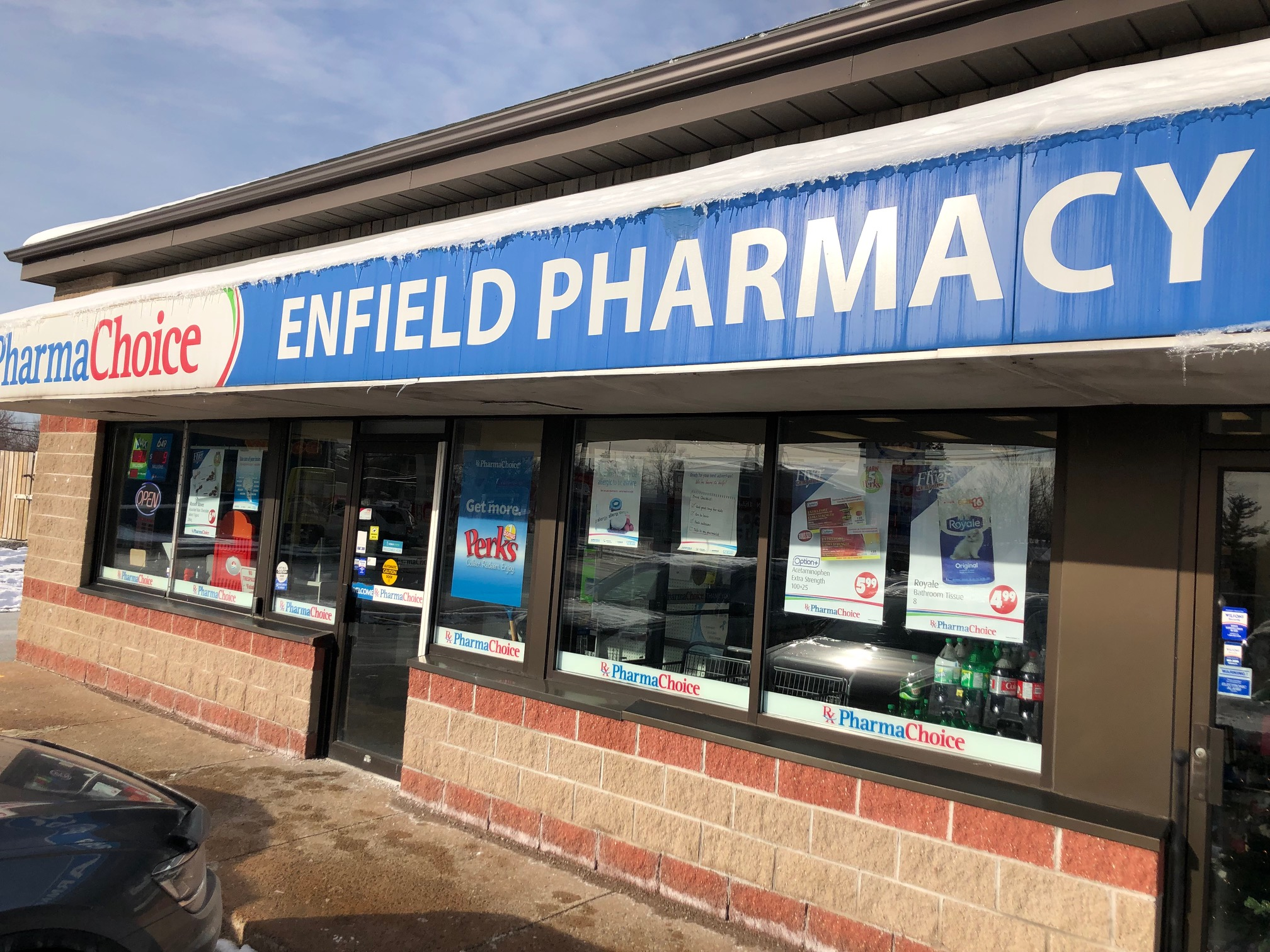 Enfield PharmaChoice Pharmacy Front View