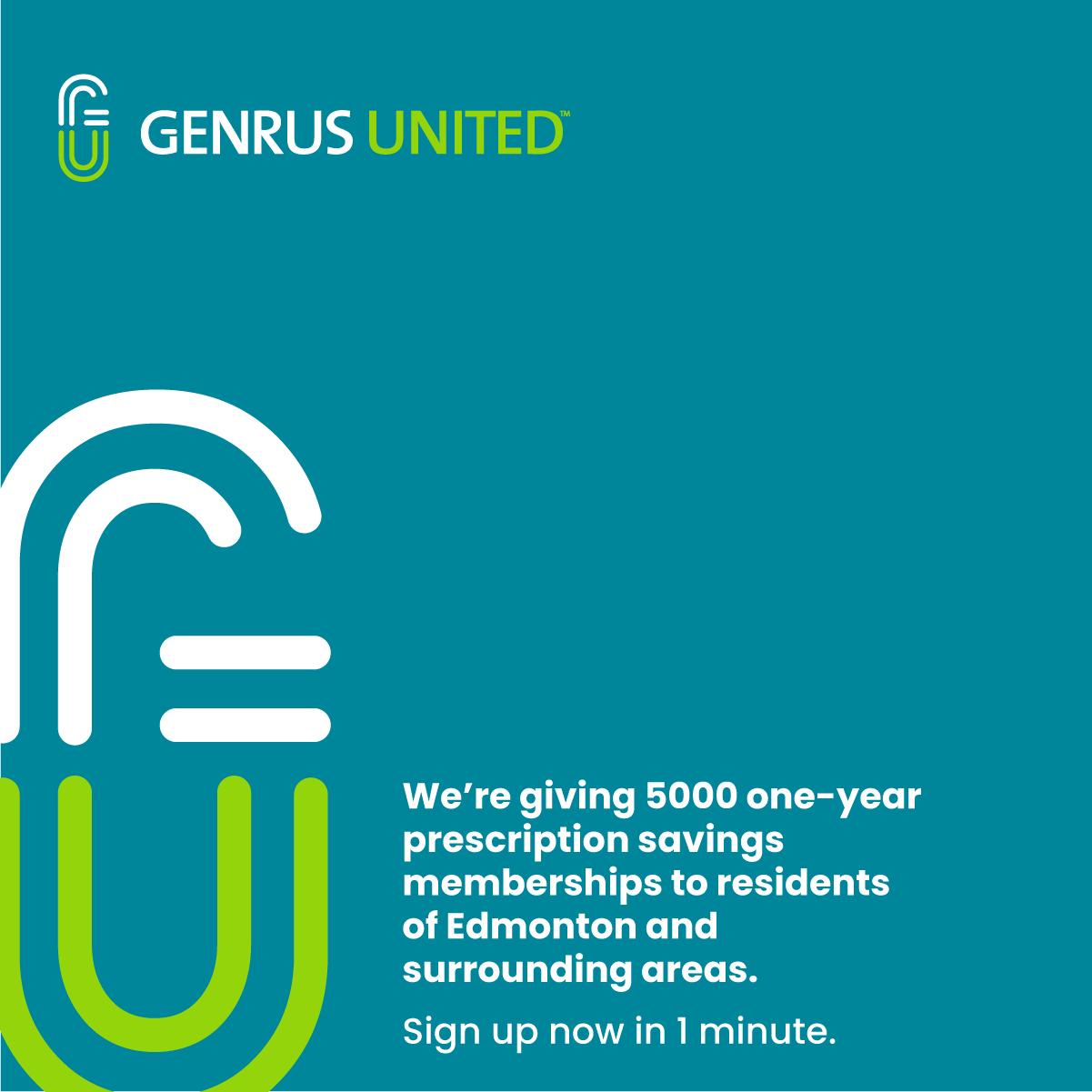 Genrus United Member poster