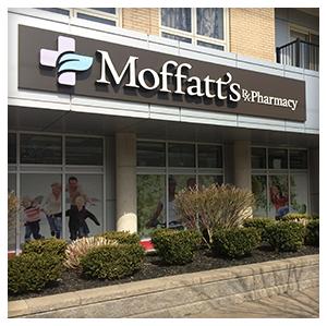 Moffatts Pharmacy in Dartmouth Nova Scotia