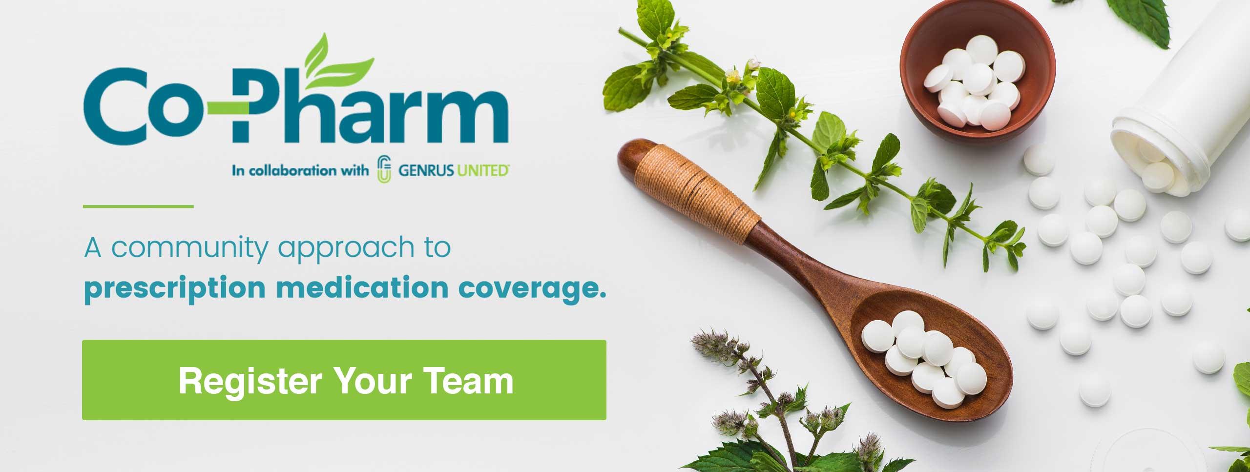 Co-Pharm Registration