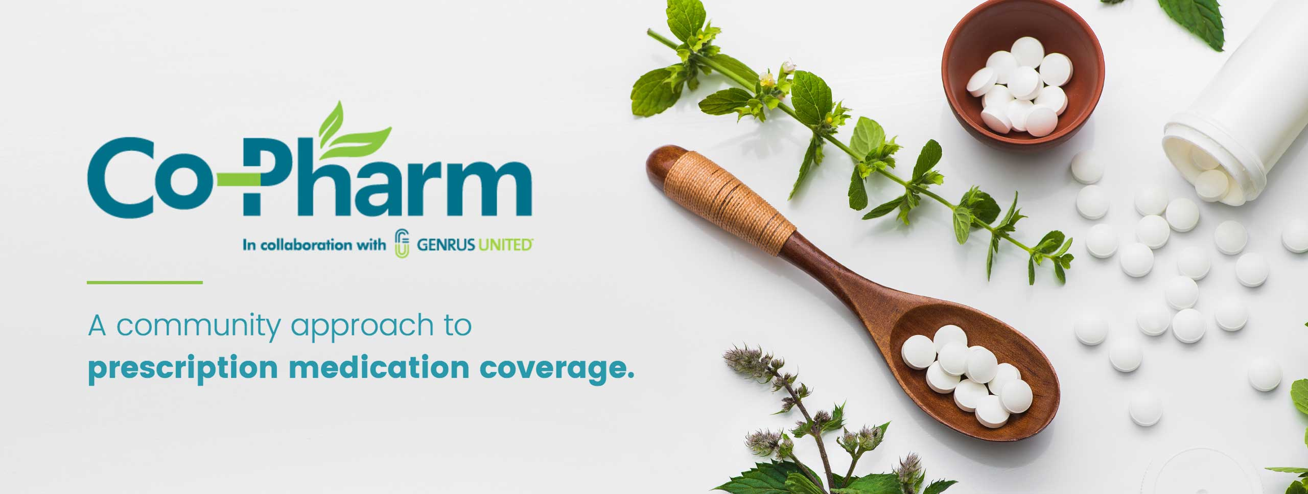 Co-Pharm and Genrus United community approach to prescription drugs