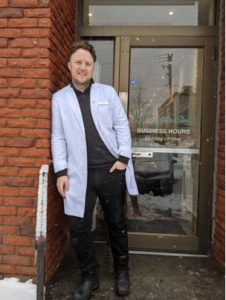 Aaron Hall, Pharmacist at Prescription Shoppe