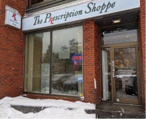 Genrus United Pharmacy Partner Prescription Shoppe in St. John's, Newfoundland