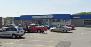 Family Drug PharmaChoice in Dartmouth, Nova Scotia, exterior view